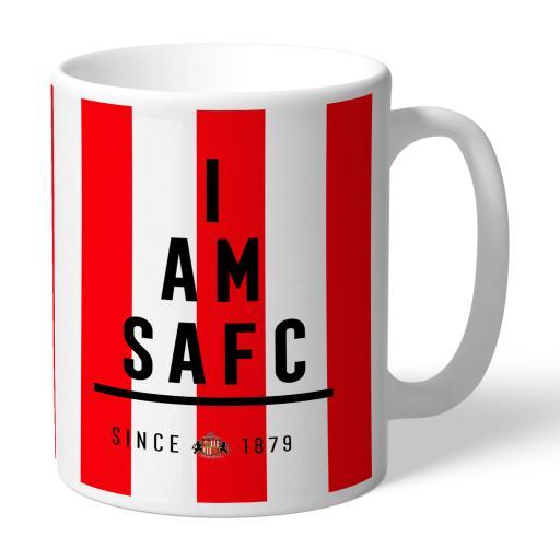 Sunderland AFC I Am Mug