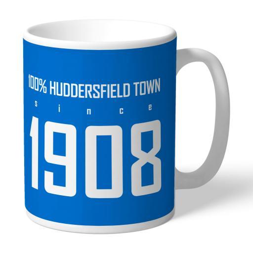 Huddersfield Town 100 Percent Mug