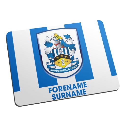Huddersfield Town Bold Crest Mouse Mat
