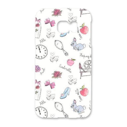 Disney Princess 'Accessories' Samsung Galaxy S6 Edge Phone Case