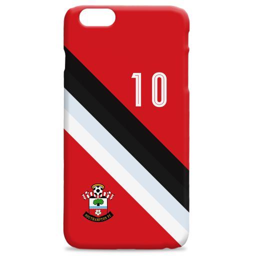 Southampton FC Stripe Hard Back Phone Case