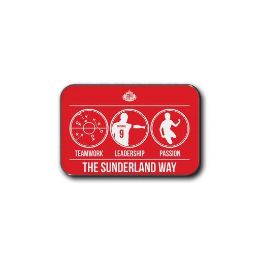 Sunderland AFC Way Rear Car Mat