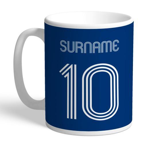 Bolton Wanderers Retro Shirt Mug