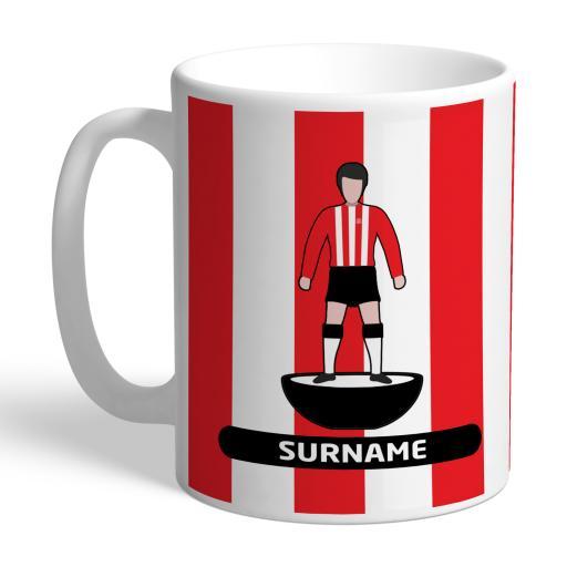 Sheffield United FC Player Figure Mug