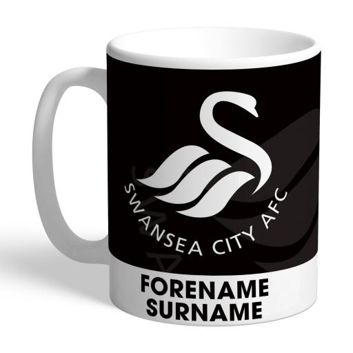 Swansea City AFC Bold Crest Mug