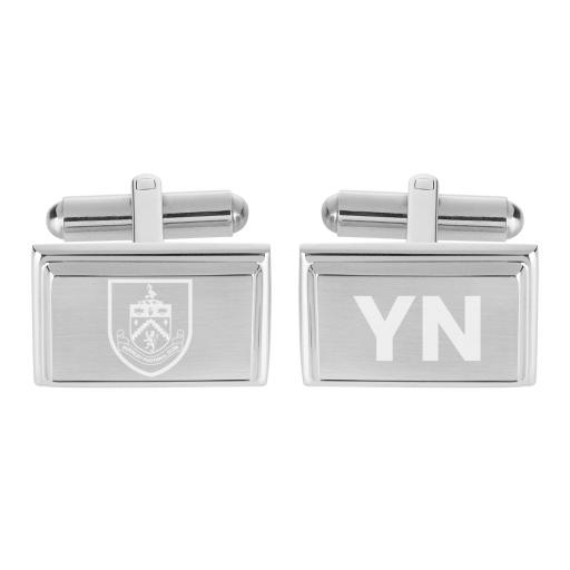 Burnley FC Crest Cufflinks