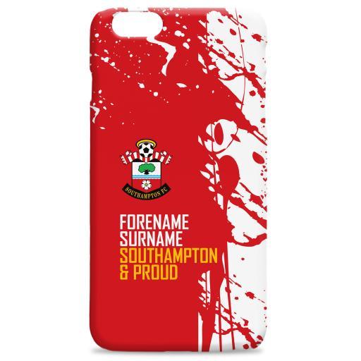 Southampton FC Proud Hard Back Phone Case
