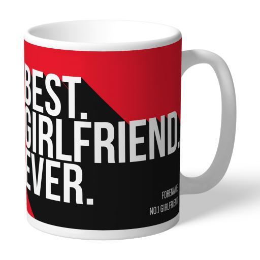 Nottingham Forest Best Girlfriend Ever Mug