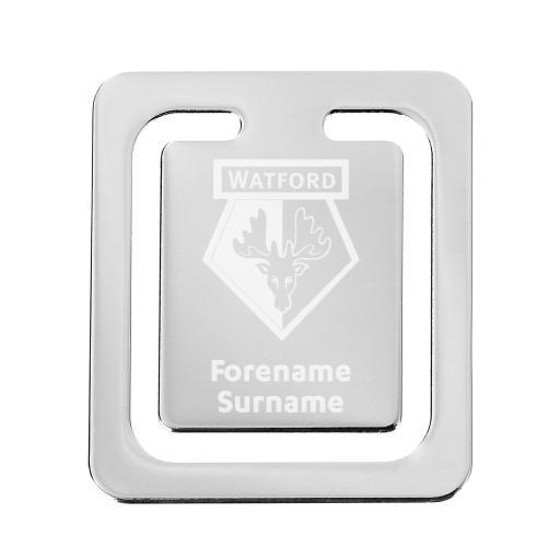 Watford FC Crest Bookmark