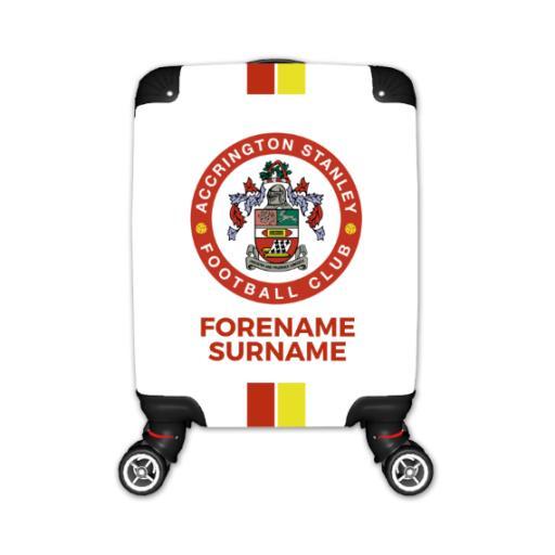 Accrington Stanley Stripe Kid's Suitcase