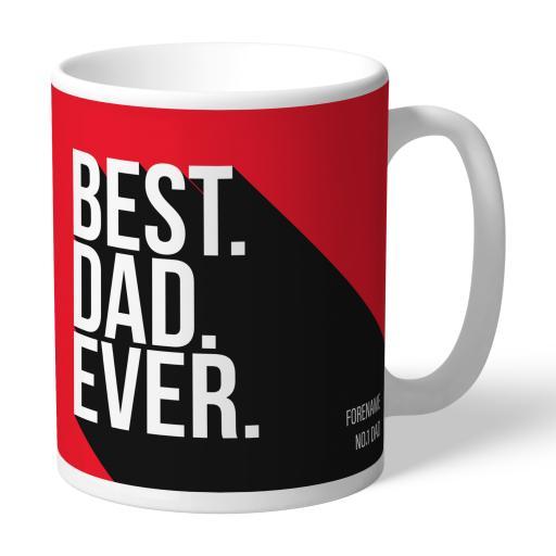 Nottingham Forest Best Dad Ever Mug