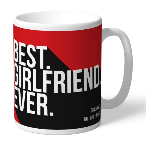 Southampton FC Best Girlfriend Ever Mug