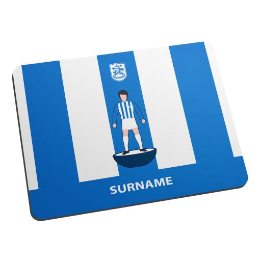 Huddersfield Town Player Figure Mouse Mat
