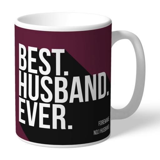 Burnley FC Best Husband Ever Mug