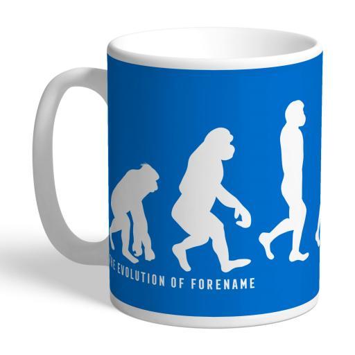 Huddersfield Town Evolution Mug