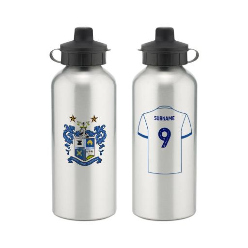 Bury FC Aluminium Water Bottle
