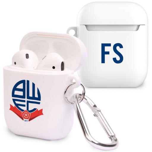 Bolton Wanderers FC Initials Airpod Case
