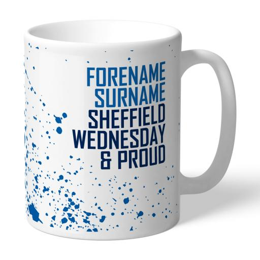 Sheffield Wednesday FC Proud Mug