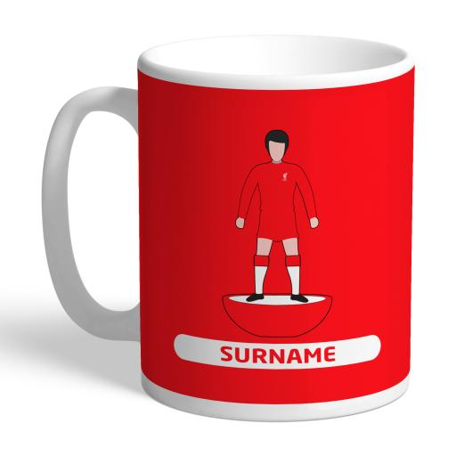 Liverpool FC Player Figure Mug