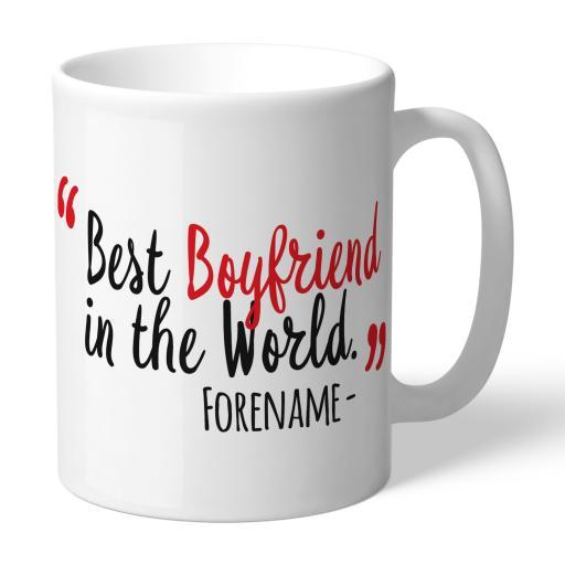 Sunderland Best Boyfriend In The World Mug