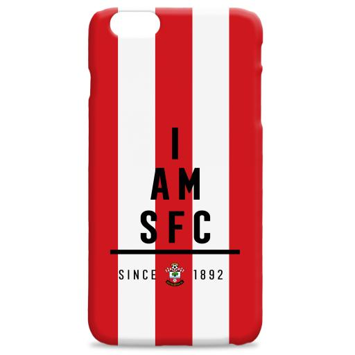 Southampton FC I Am Phone Case