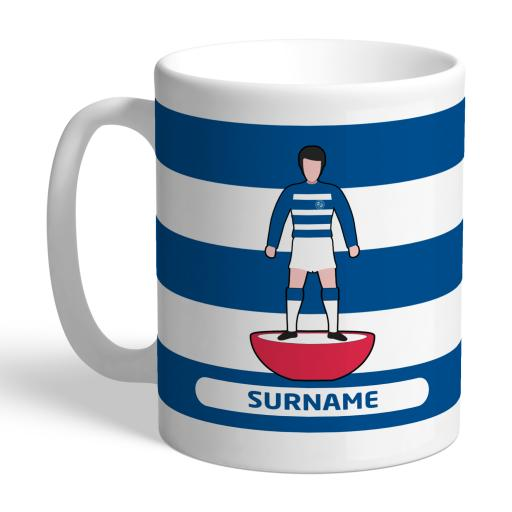 Reading FC Player Figure Mug