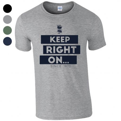 Birmingham City FC Chant T-Shirt