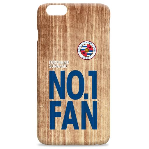Reading FC No 1 Fan Hard Back Phone Case