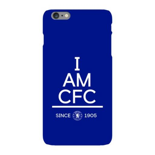 Chelsea FC I Am iPhone 6S Plus Phone Case