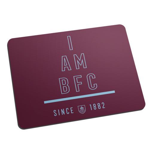 Burnley FC I Am Mouse Mat