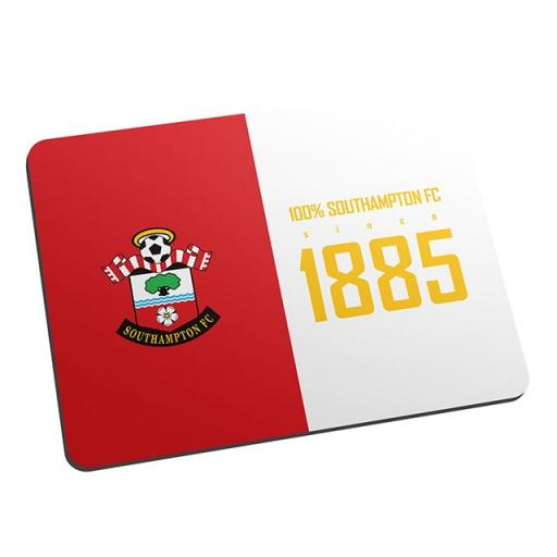 Southampton FC 100 Percent Mouse Mat