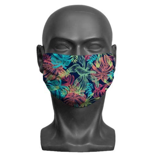 Leaves Adult Face Mask