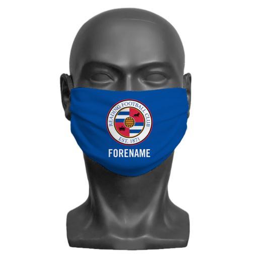 Reading FC Crest Adult Face Mask (Medium)
