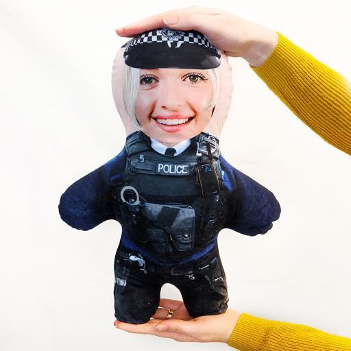 Police Woman - Skin Tone - A - MINI ME