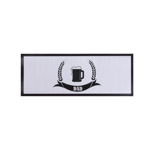 Dad Wreath - Bar Runner - Regular
