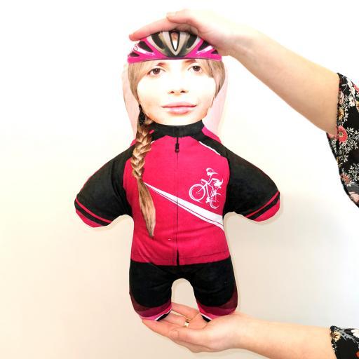 Cyclist - Pink - MINI ME