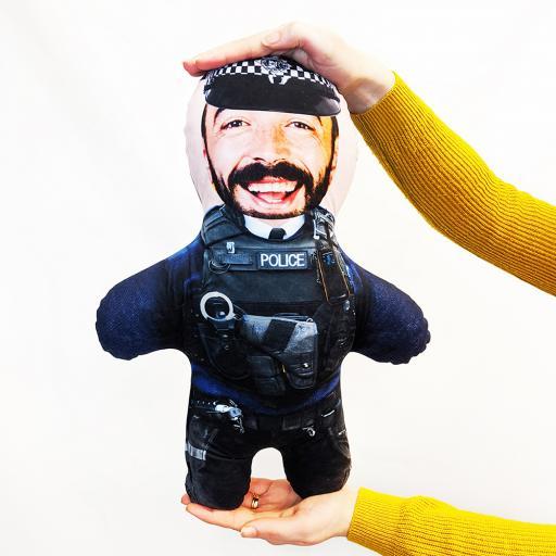 Police Man - Skin Tone - A - MINI ME