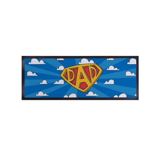 Super Dad - Bar Runner - Regular