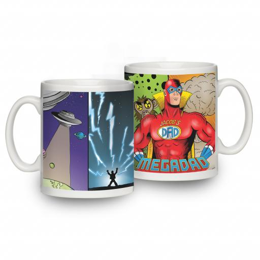 MegaDad Mug