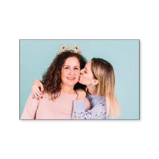 Personalised Small Canvas - One Photo Upload.