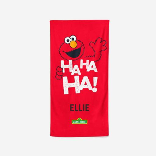 Personalised HAHAHA - Towel - 70 x 140.
