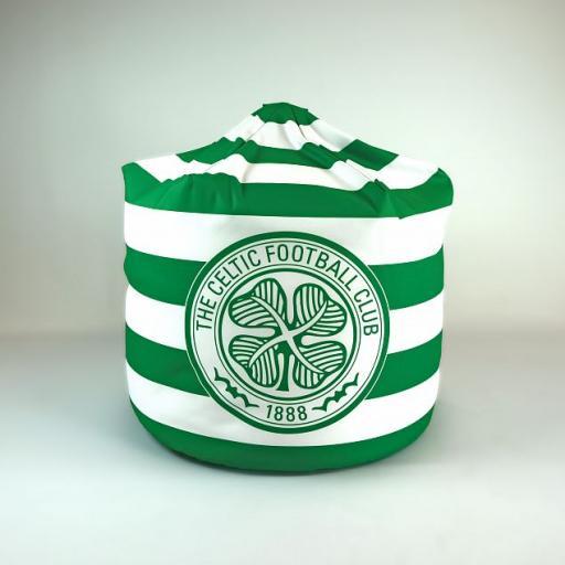 Celtic Stripe Bean Bag