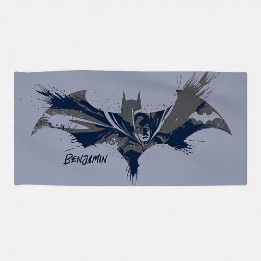 Personalised Justice League Batman™ Beach Towel.