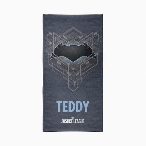 Personalised Batman Justice League™ Towel.