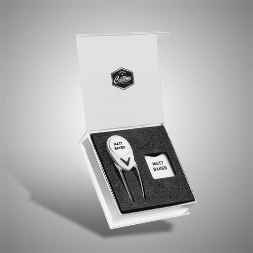 Personalised Callaway Customs iBox 2.0 - Gift Set