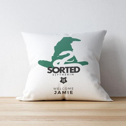 Harry Potter Slytherin™ Sorting Hat Cushion