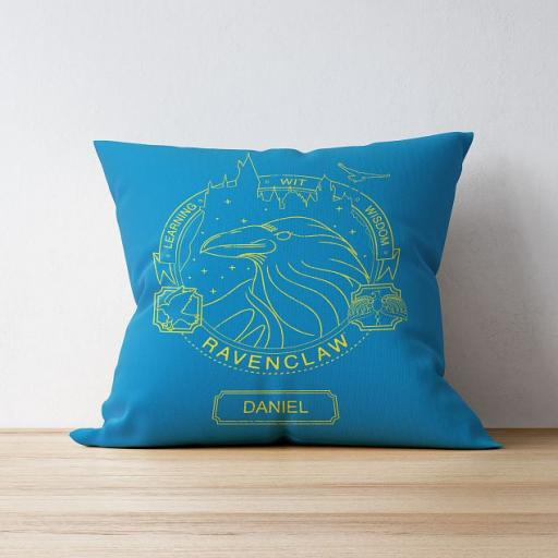 Ravenclaw™ House Emblem Cushion
