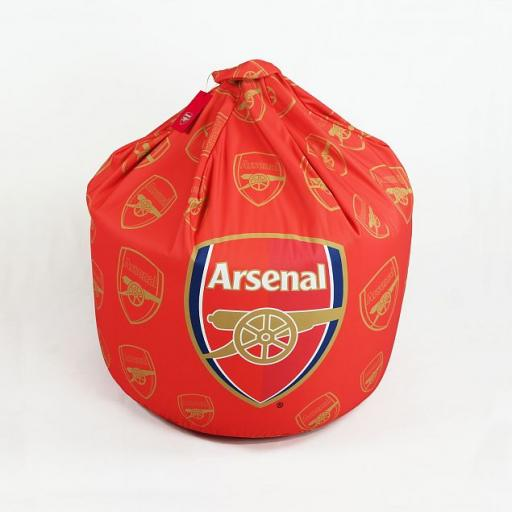 Arsenal Crest Bean Bag