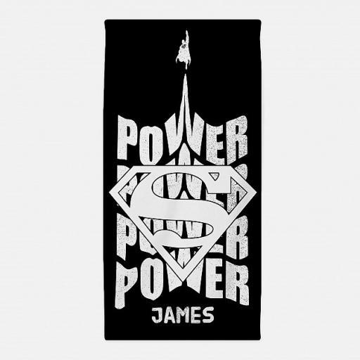 Superman™ Power Beach Towel