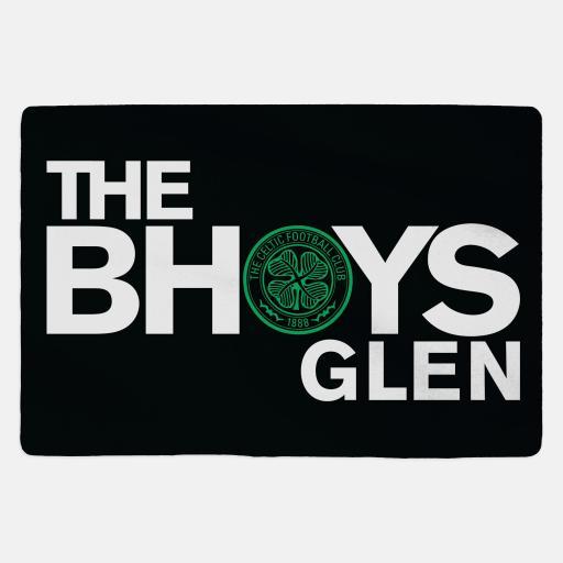 Celtic FC - Bhoys - Fleece Blanket
